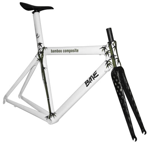 Bamboo Composite Road Frame