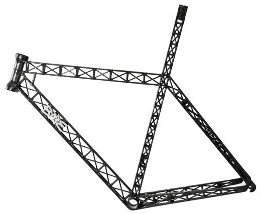 carbon c thru road frame